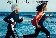 Age is only a number!