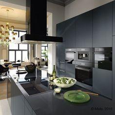 39 отметок «Нравится», 4 комментариев — Miele España (@miele_esp) в Instagram: «Existen muchas formas de colocar tus electrodomésticos en la cocina. Nosotros te proponemos…»