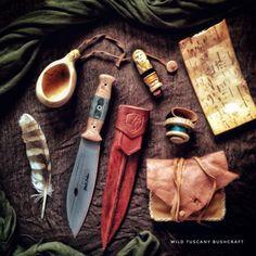 """Mi piace"": 1,167, commenti: 39 - Wild Tuscany Bushcraft (@wildtuscanybushcraft) su Instagram: ""@condortk Primitive Bush carbon steel ! Beautiful knife designed by Matt Graham, looks so powerful…"""