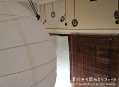 ここだって、寝室! http://palette.blush.jp/self-reform/2013/07/----2.html