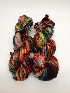 Giorgio Merino Bulky Hand Dyed Yarn Superwash Merino Bulky