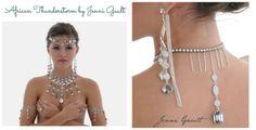 African Thunderstorm by Jenni Gault International Jewellery Design