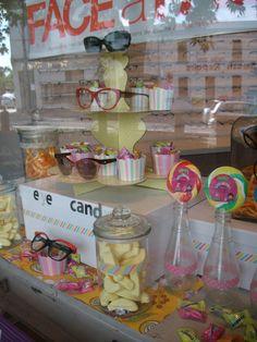 Eye candy window display Melbourne Australia