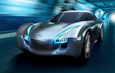 The Nissan ESFLOW is the King of All Eco Concept Cars trendhunter.com