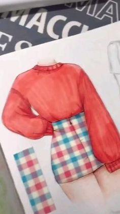 Fashion Drawing Tutorial, Fashion Figure Drawing, Fashion Drawing Dresses, Fashion Illustration Dresses, Dress Design Drawing, Dress Design Sketches, Fashion Design Sketchbook, Fashion Design Drawings, Drawing Art