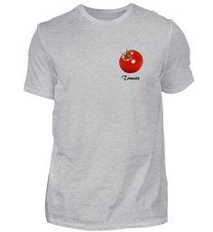 Einfach nur Tomate T-Shirt Mens Tops, Fashion, Simple, Cotton, Moda, Fashion Styles, Fasion
