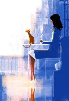 Brunch for one...or two? by PascalCampion.deviantart.com on @deviantART