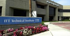 ITT is preparing to file for bankruptcy on Thursday after the U.S. government restricted financial aid to new students.