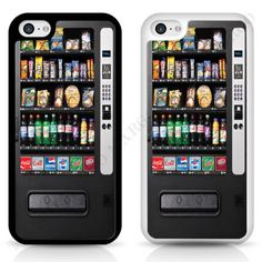 cover-case-fits-iPhone-iPod-5th-models-Vending-machine-Phone-case-Quirky-funny