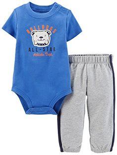 Carter's Baby Boys' 2 Piece Layette Set (Baby) - Bulldog - 3 Months Carter's http://www.amazon.com/dp/B00QY9FR90/ref=cm_sw_r_pi_dp_KnSSwb1N9YSQQ