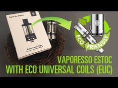Vaporesso Estoc Tank Mega & Eco Universal Coils GIVEAWAY!