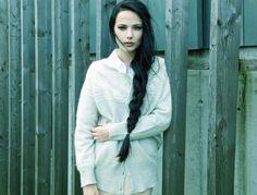 Barbro Andersen by Julie Pike for iis of Norway / iiS woodling