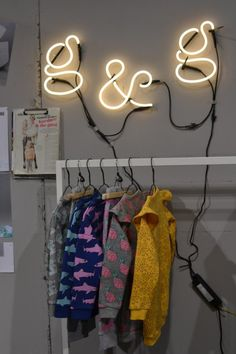 Gardner and the Gang- playtime Paris A/W Gardner And The Gang, Aw17, Kids Wear, Neon Signs, Coats, Paris, Wraps, Montmartre Paris, Children Clothes