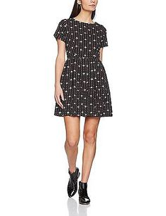 Details about Large, black (black), Molly Bracken Women's V2375p17 Dress NEW