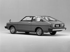 Nissan Sunny Coupe (1979 – 1981).