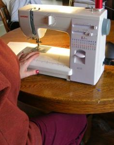 How to Sew (using a sewing machine) by LindyGirlThay