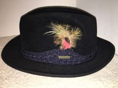 333a8f82241 Stetson Felt Fitted Fedora Hats for Men