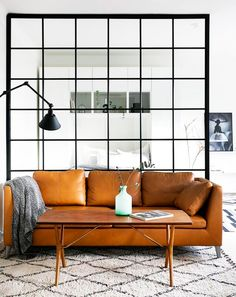 Having small living room can be one of all your problem about decoration home. To solve that, you will create the illusion of a larger space and painting your small living room with bright colors c… Interior Exterior, Home Interior, Interior Architecture, Modern Interior, Interior Ideas, Interior Paint, Small Apartment Interior Design, Ikea Interior, Nordic Interior Design