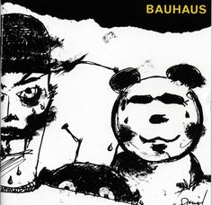 Buy Mask (LP/CD) by Bauhaus at Mighty Ape NZ. Mask is the second studio album by English post-punk band Bauhaus. It was released in October 1981 on Beggar's Banquet Records. Musik Illustration, Love And Rockets, Pochette Album, Alien Creatures, Music Artwork, Gothic Rock, Black And White Drawing, Music Albums, Top Albums