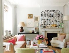 Eclectic mix. Delightful!