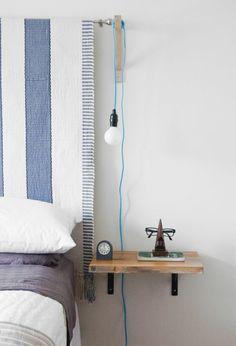 1000 Ideas About Chevet Suspendu On Pinterest Table De Chevet Suspendue Chevets And Bed Lights