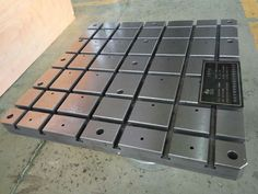 We export T slot granite surface plate, black granite inspection table, granite square ruler and granite mechanical components. Surface Table, Black Granite, Tile Floor, Plates, Flooring, Tools, Crafts, Licence Plates, Dishes