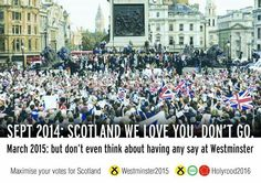 Scotland: get back in your box.