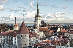 Tallinn - Panoramica