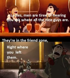 bollin jokes legend of korra - Buscar con Google