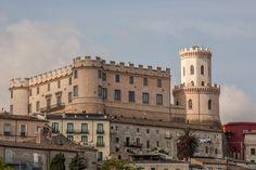 vista del Castello Ducale edificato nel 1073. Scopri di più sul nostro sito