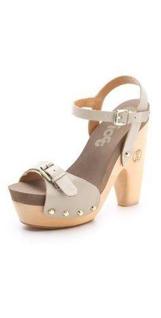 d93e8ad3c6cd Flogg Cassie Platform Clog Sandal Clog Sandals