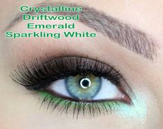 Re-Create this fabulous look with Mary Kay Mineral Eye Colors in Crystalline, Driftwood, Emerald and Sparkling White.  Finish with black liner and Lash Love Mascara!  ORDER:  www.marykay.com/vcarretta