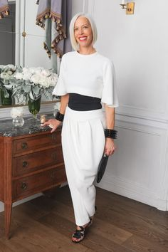 Style crush: Linda Fargo and mentor I would love to have!