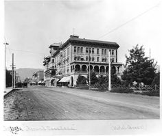 """Hotel Green, 1896 