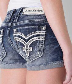 Rock Revival Brunella Stretch Short - Women's Shorts | Buckle