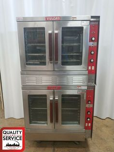 Details About Blodgett Sho G Gas Convection Oven Single Stack Natural Gas Model