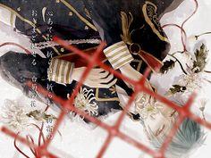 【心あてに 折らばやをらむ 初霜の おきまどわせる 白菊の花/凡河内躬恒】 一期一振 #刀剣男士和歌企画