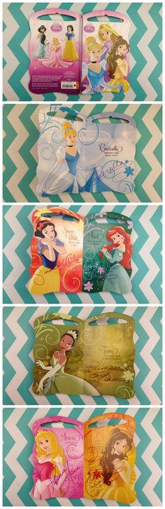 Using Target $1 One Spot Disney Princess Book as Disney Characters Autograph Book :) Disney Dream Cruise- Princess Gathering