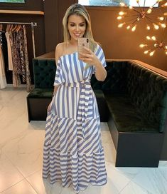 New dress midi party style Ideas Trendy Dresses, Nice Dresses, Casual Dresses, Fashion Dresses, Summer Dresses, Maxi Dresses, Summer Clothes, Awesome Dresses, Fashion Pants