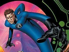 Mister Fantastic from the Fantastic Four