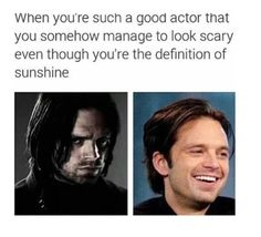 Although I have to add that Sam Winchester's smile is made of sunshine - Visit to grab an amazing super hero shirt now on sale!