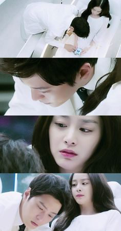 Moon Joo Won and Kim Tae Hee. Yong Pal drama