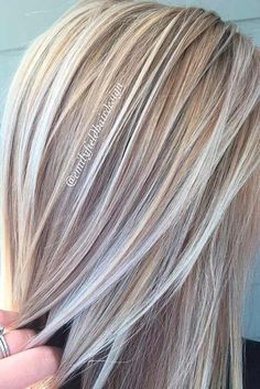 Pretty Shades of Platinum Blonde Hair ★ See more: http://lovehairstyles.com/shades-platinum-blonde-hai