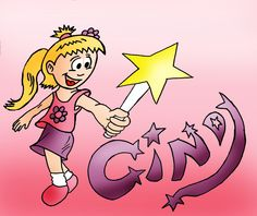 Cindy of Find the Cutes. A search book for children. Children's activity book. Will be published in 2014. www.findthecutes.com. #Find #Cutes #Carissa #Illustration #Cartoon #Drawing #Child #Children #Drawings