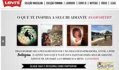 Levi's vai premiar autor de foto do Instagram com até R$ 5 mil em produtos ou serviços - Web Expo Forum 2012