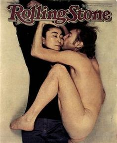 John and Yoko RS Cover