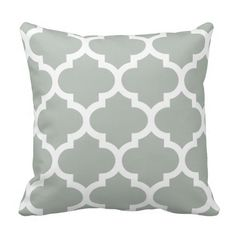 Quatrefoil Pillow in Silver Gray We provide you all shopping site and all informations in our go to store link. You will see low prices onDiscount Deals          Quatrefoil Pillow in Silver Gray today easy to Shops & Purchase Online - transferred directly secure and trusted checkout...