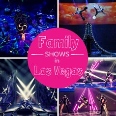Our list of the best Las Vegas shows for kids will help you find the perfect family-friendly show that everyone will love. From acrobats and dancers to magicians and comedians, Vegas offers it all. Best Family Vacation Spots, Vacation Ideas, Family Vacations, Las Vegas Vacation, Vacation Packing, Travel Vegas, Vegas Activities, Las Vegas With Kids, Hotels For Kids