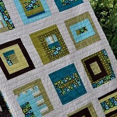 love the palette in this guitar quilt... Would love to know the quiltmaker's name if you can help. S