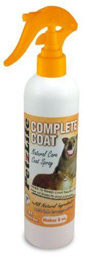 PetzLife Complete Coat Insect Repellents for Pet - http://www.thepuppy.org/petzlife-complete-coat-insect-repellents-for-pet/